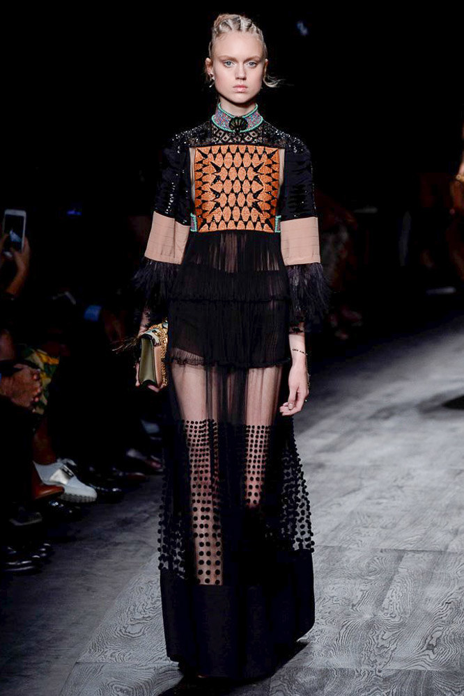 Valentino Ready To Wear SS 2016 PFW (36)