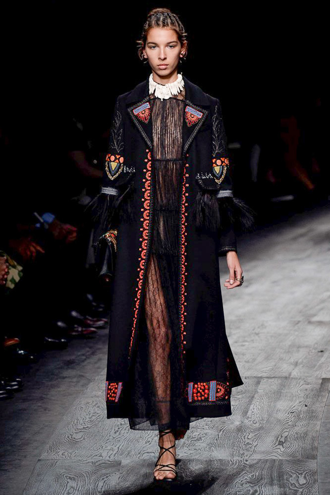 Valentino Ready To Wear SS 2016 PFW (5)