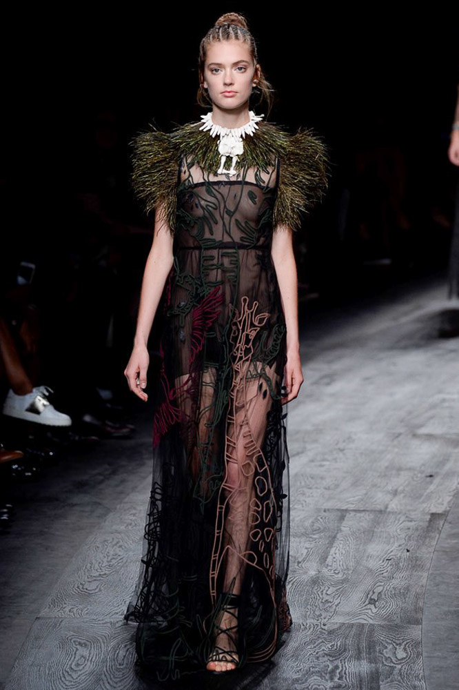 Valentino Ready To Wear SS 2016 PFW (85)