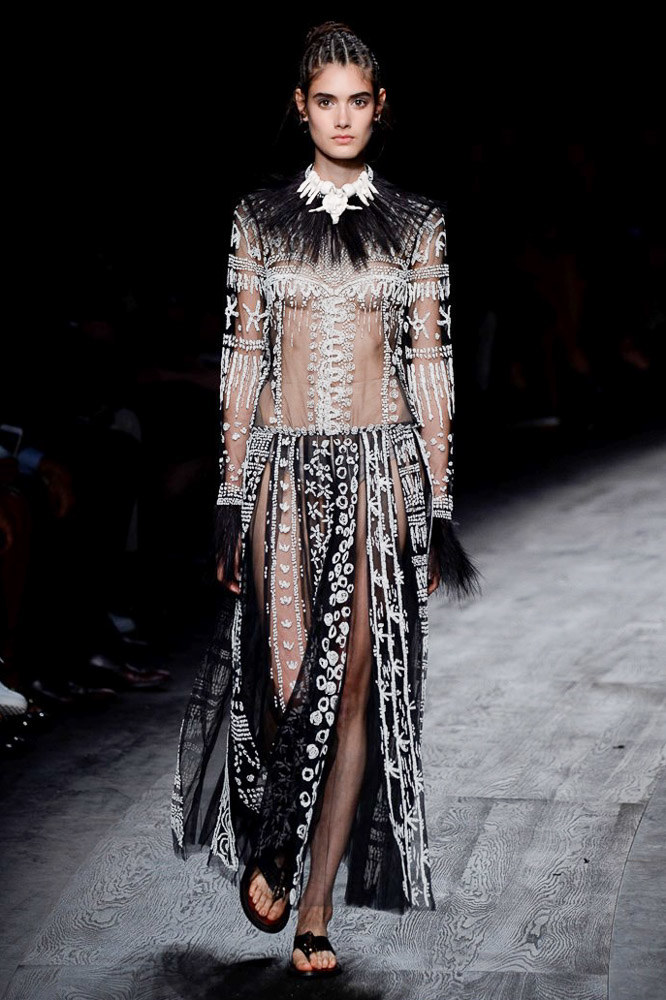 Valentino Ready To Wear SS 2016 PFW (88)