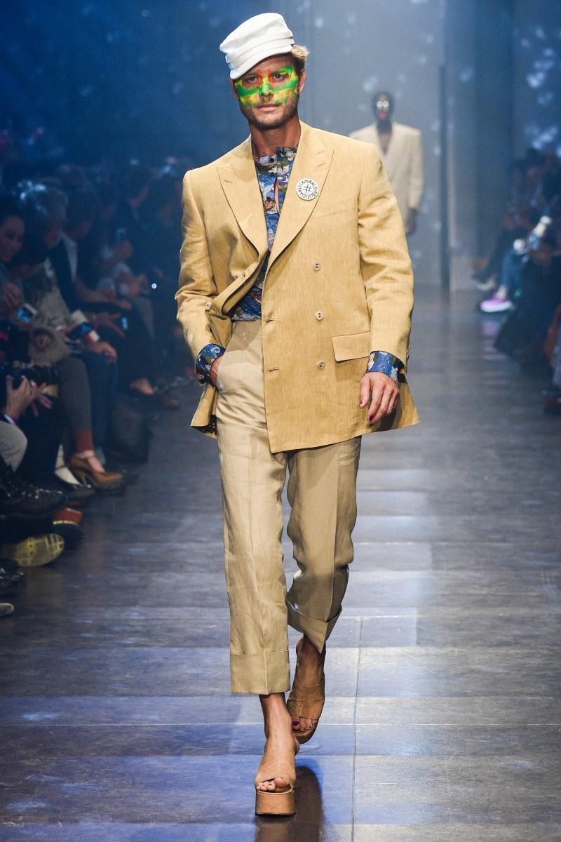 Vivienne Westwood Ready To Wear SS 2016 PFW (10)