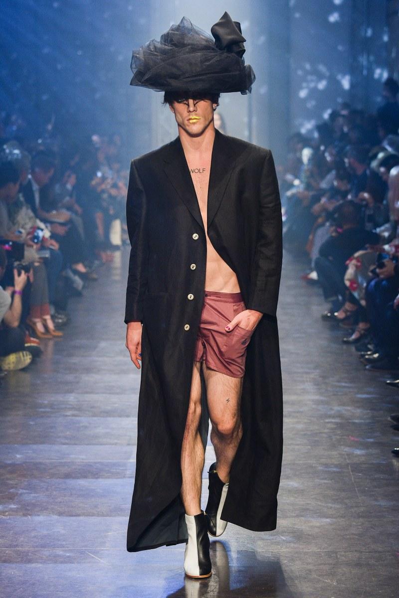 Vivienne Westwood Ready To Wear SS 2016 PFW (35)