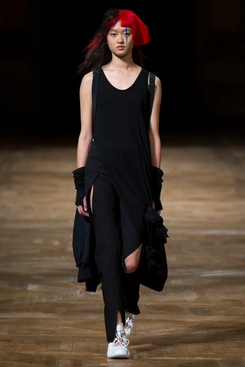 Yohji Yamamoto Ready To Wear SS 2016 PFW (25)