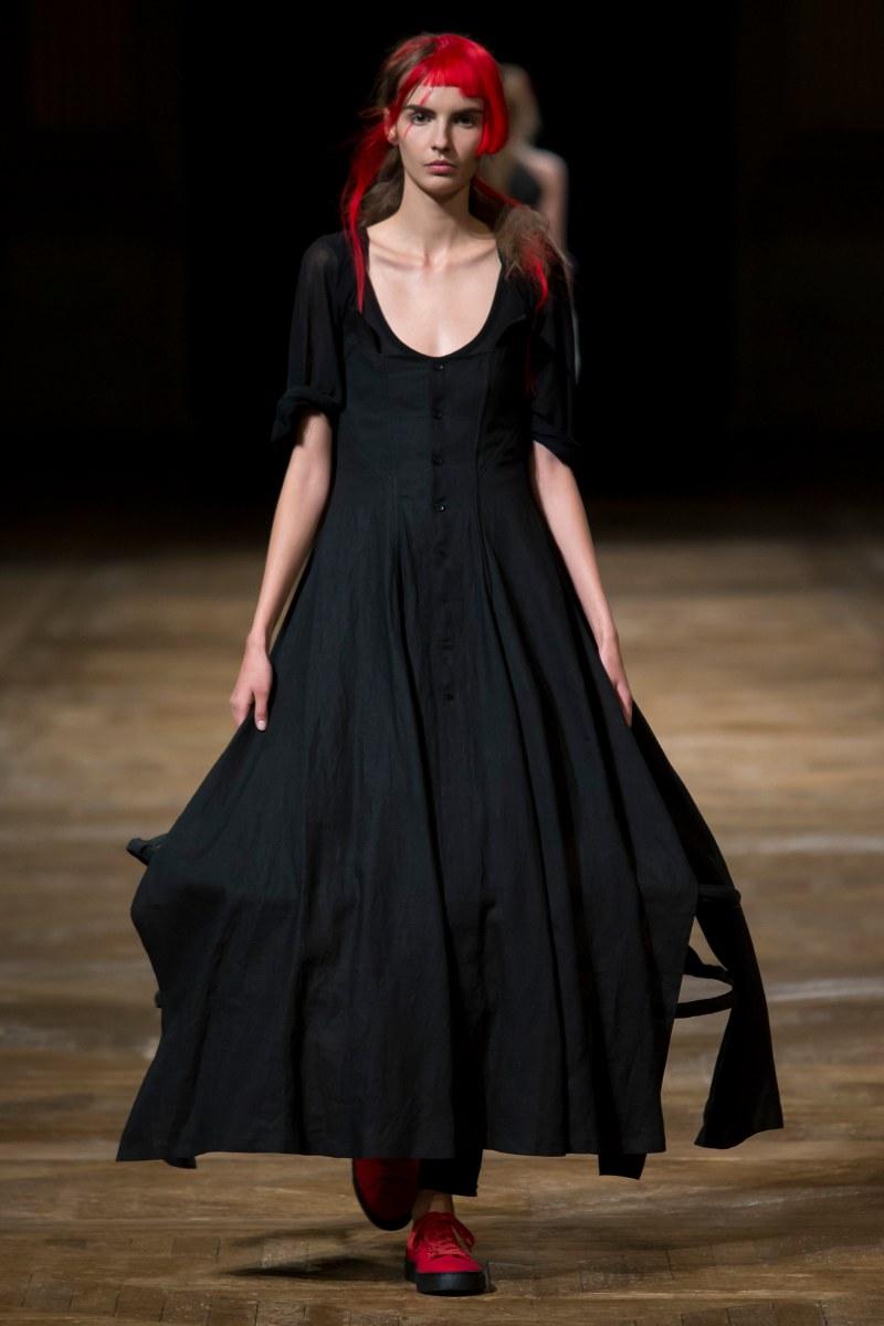 Yohji Yamamoto Ready To Wear SS 2016 PFW (34)