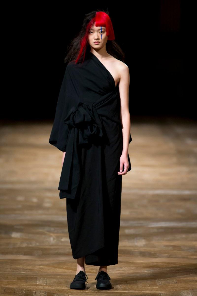 Yohji Yamamoto Ready To Wear SS 2016 PFW (5)