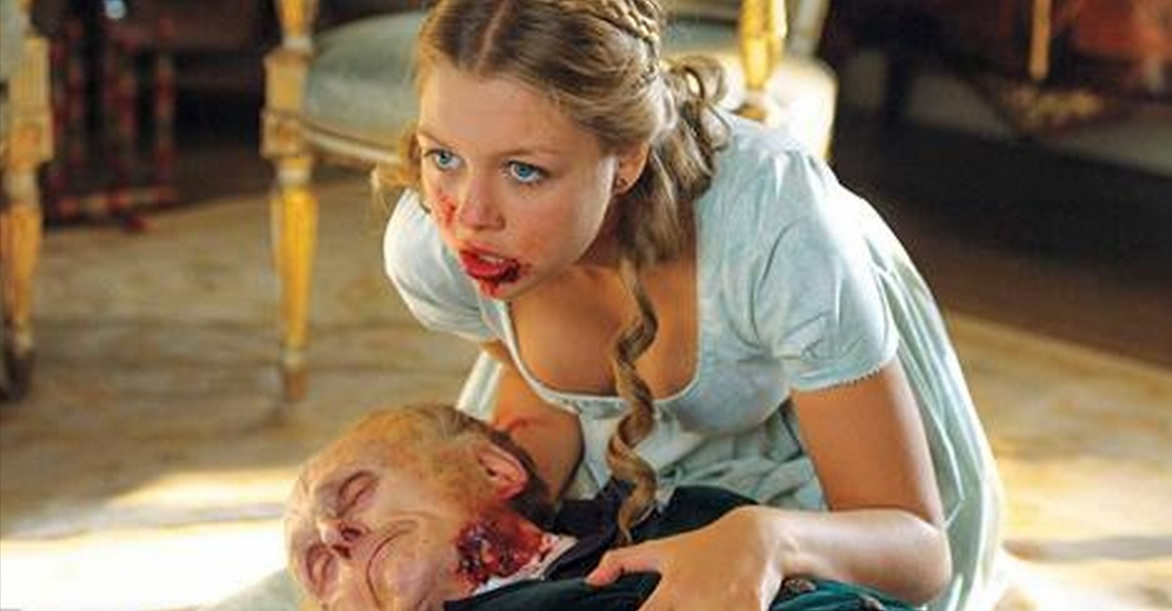 PRIDE AND PREJUDICE AND ZOMBIES - Official UK Trailer