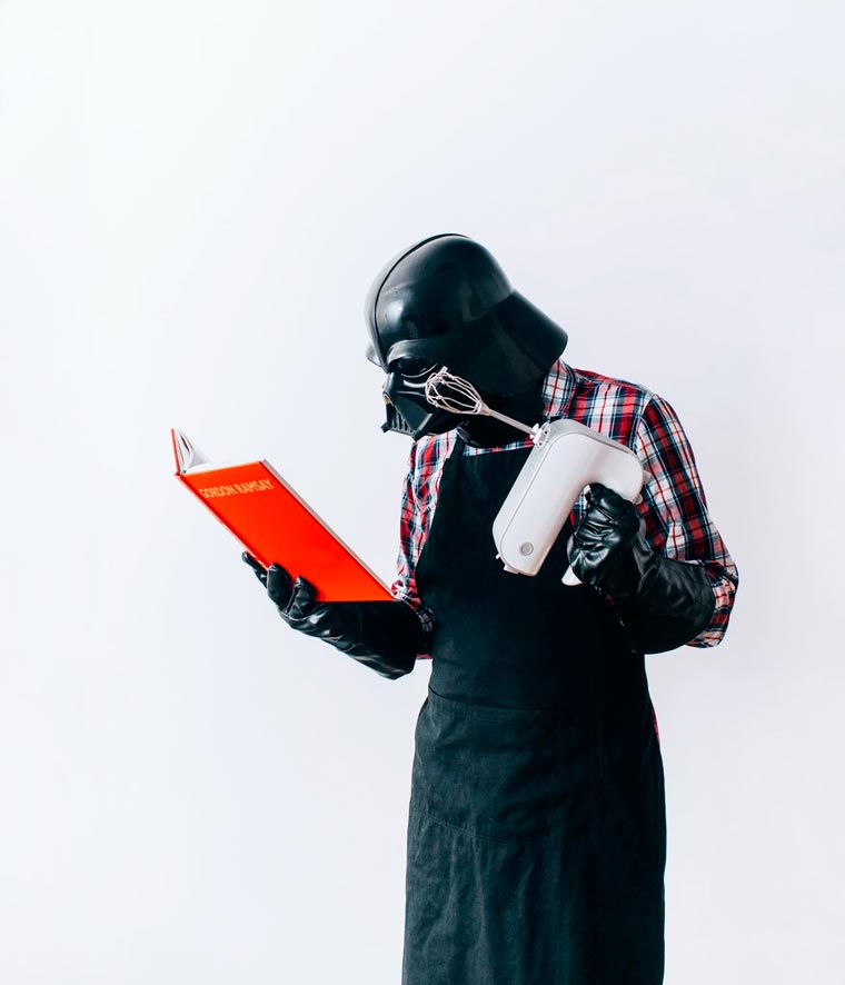 Darth Vader in Everyday Life (15)