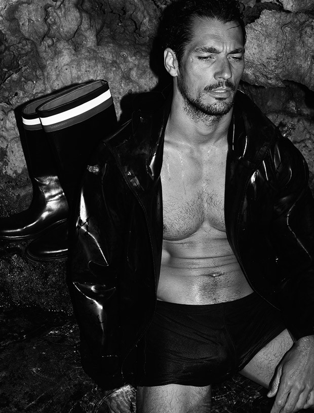 David Gandy by Lawrence Sparkes (3)