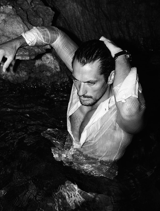 David Gandy by Lawrence Sparkes (4)