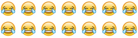 Emoji word of the year