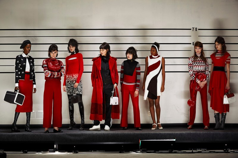 Fashion Line Up by Roe Ethridge (2)