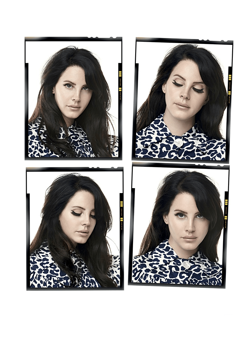 Lana Del Rey by Liz Collins2