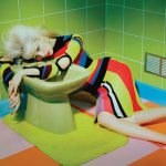 Lili Sumner by Miles Aldrige