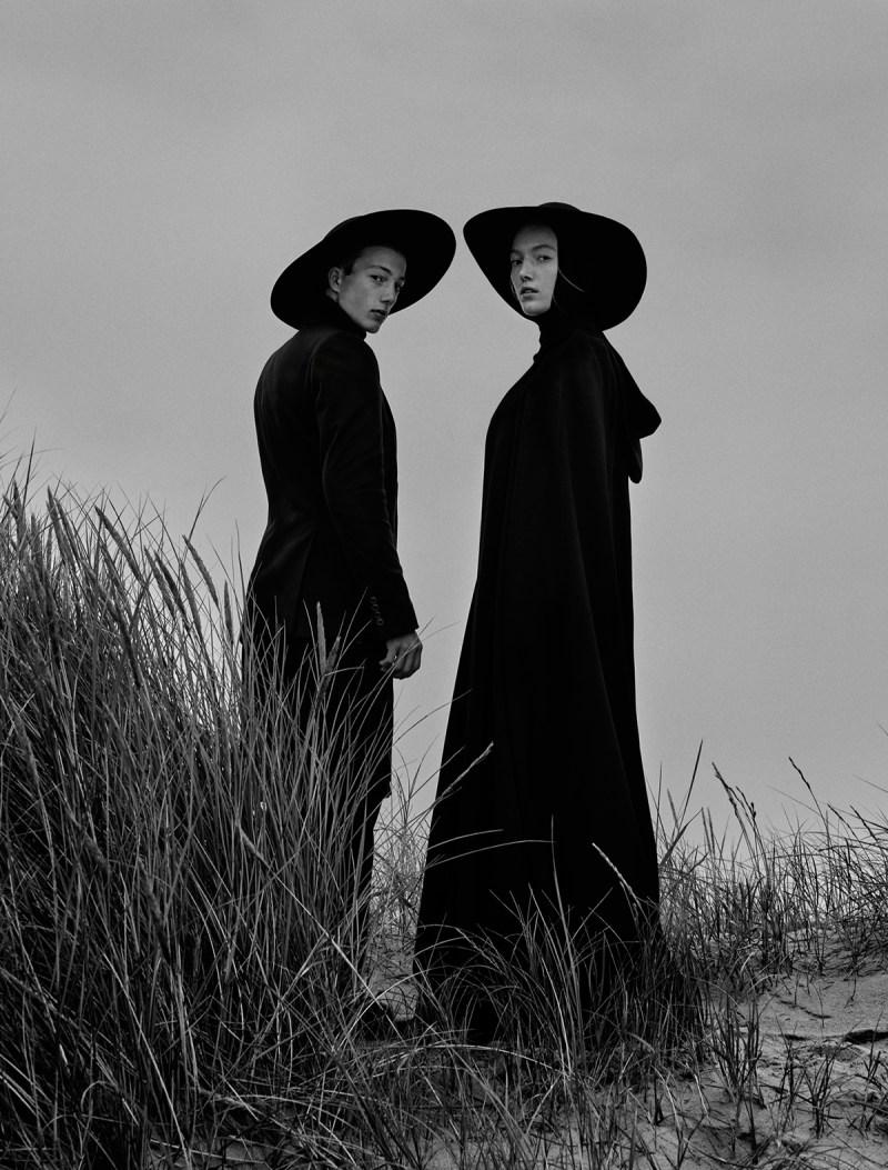 Lou Schoof and Nils Schoof by Elizaveta Porodina (10)