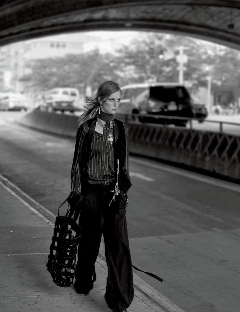 Rianne Van Rompaey by Craig Mcdean (2)
