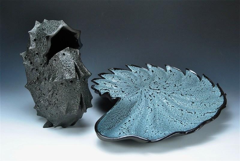 Ceramic Scultptures by Riet Bakker (4)