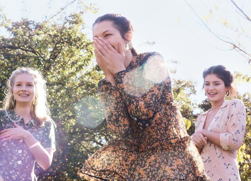 Kylie Jenner, Bella Hadid, & Lottie Moss by Gordon von Steiner (1)