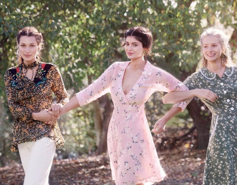 Kylie Jenner, Bella Hadid, & Lottie Moss by Gordon von Steiner (3)