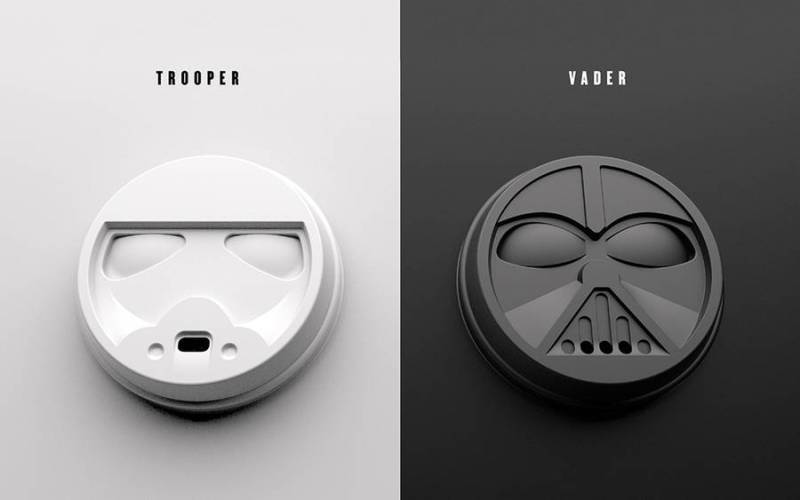 Star Wars Coffee Lids (2)