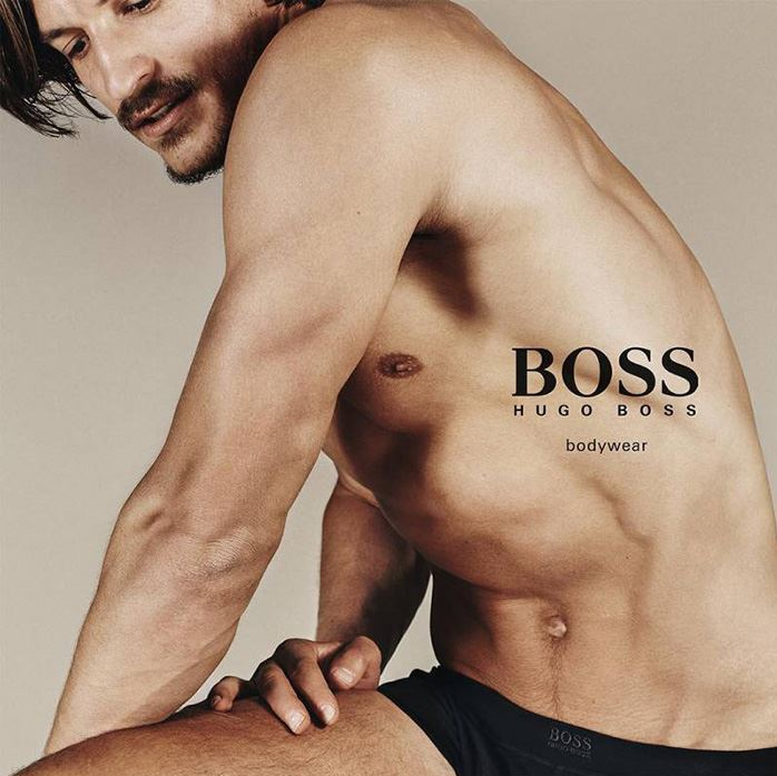 Top Male Models Unite for BOSS by Hugo Boss Underwear Campaign