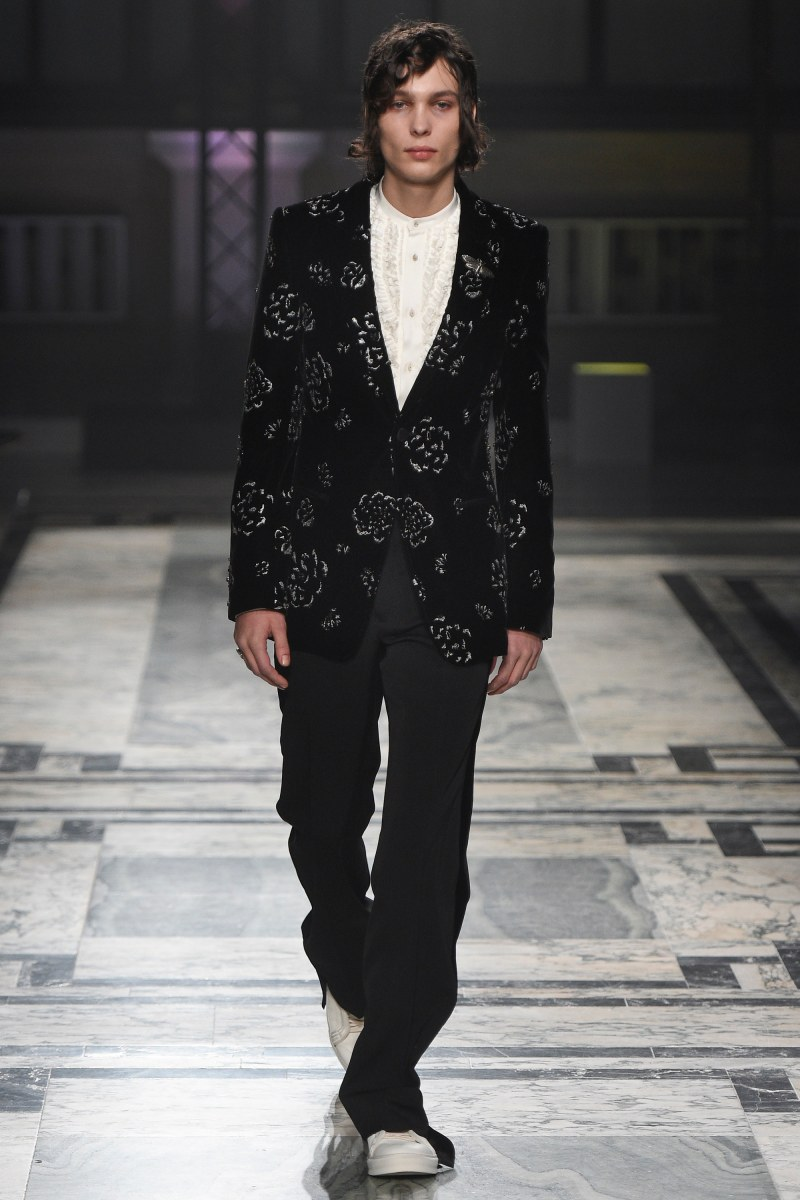 Alexander McQueen Menswear FW 2016 London (29)