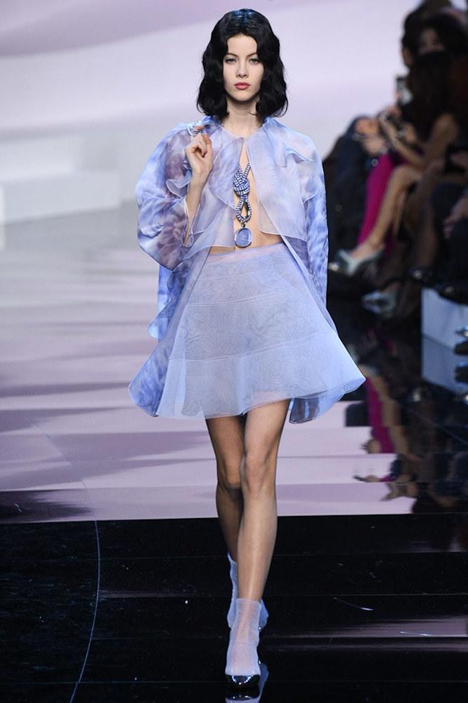 Armani Privé Haute Couture SS 2016 Paris (10)