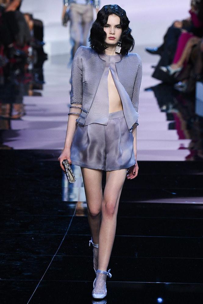 Armani Privé Haute Couture SS 2016 Paris (15)