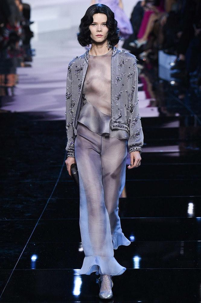 Armani Privé Haute Couture SS 2016 Paris (28)