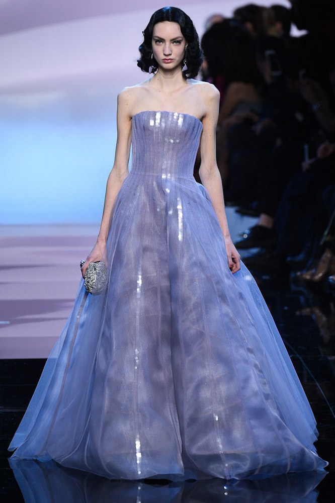 Armani Privé Haute Couture SS 2016 Paris (58)