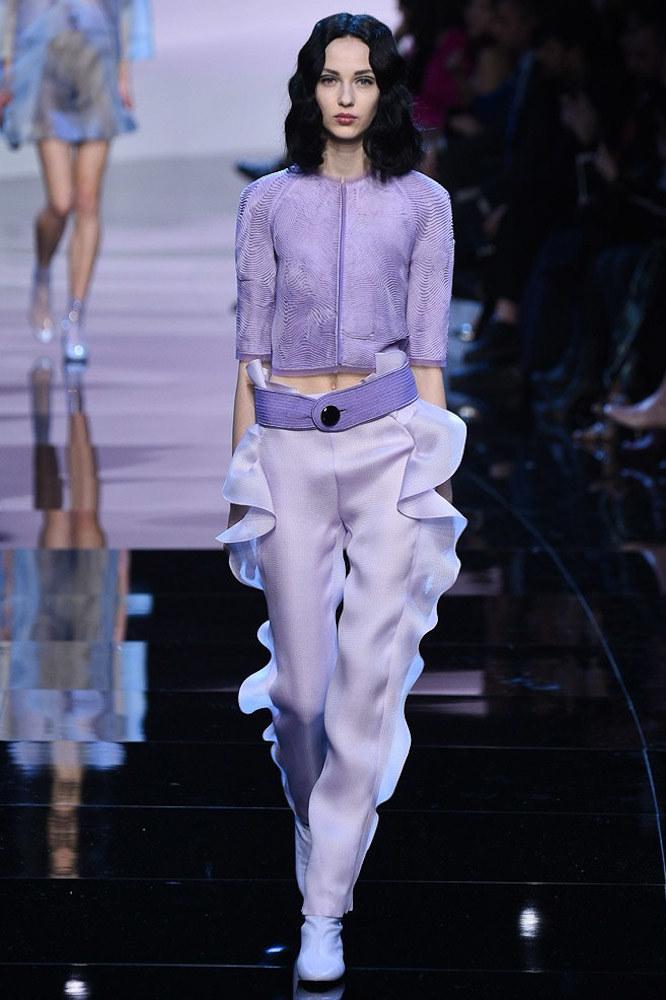 Armani Privé Haute Couture SS 2016 Paris (8)