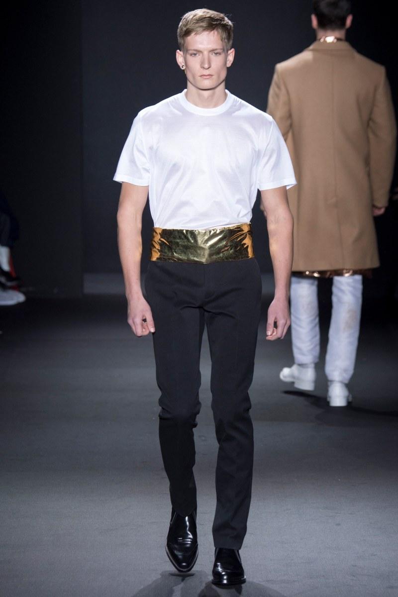 Calvin Klein Collection Menswear FW 2016 Milan (9)