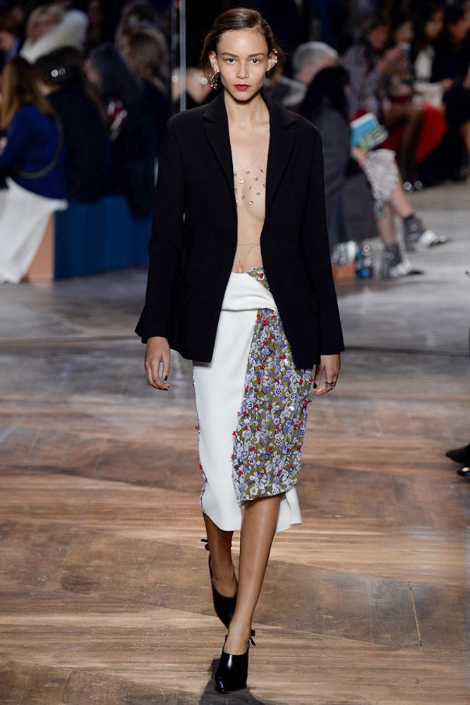 Christian Dior Haute Couture SS 2016 Paris (12)