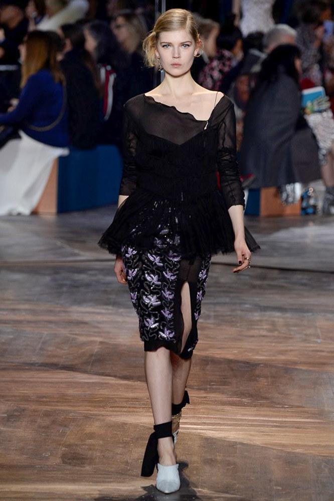 Christian Dior Haute Couture SS 2016 Paris (18)
