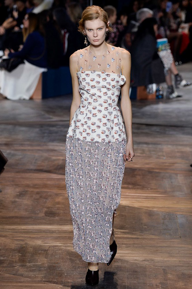 Christian Dior Haute Couture SS 2016 Paris (19)