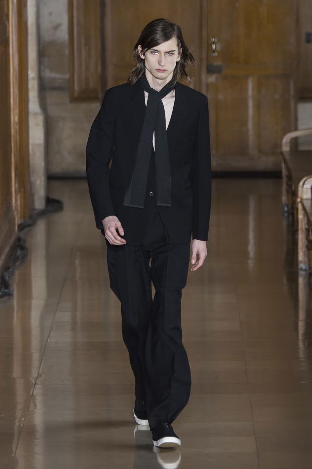 Christophe Lemaire Menswear FW 2016 Paris (13)