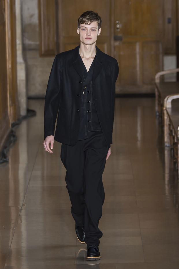 Christophe Lemaire Menswear FW 2016 Paris (27)