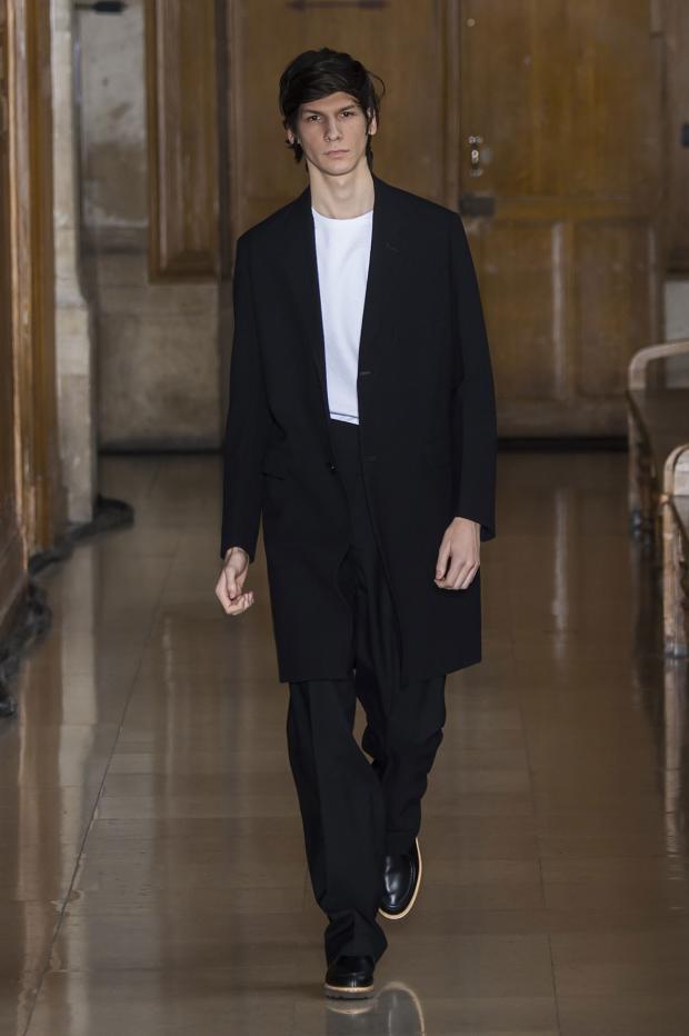 Christophe Lemaire Menswear FW 2016 Paris (29)