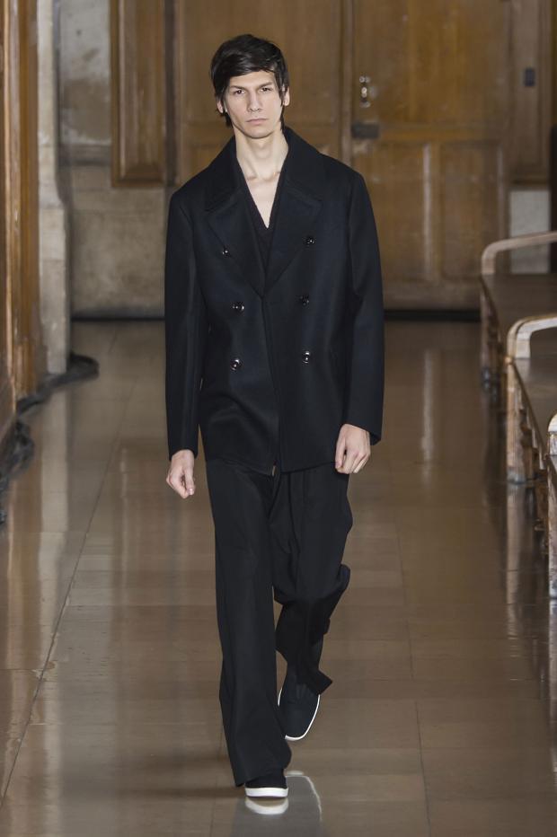 Christophe Lemaire Menswear FW 2016 Paris (3)