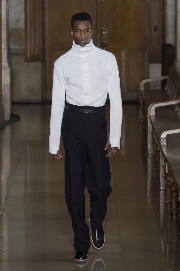 Christophe Lemaire Menswear FW 2016 Paris (31)
