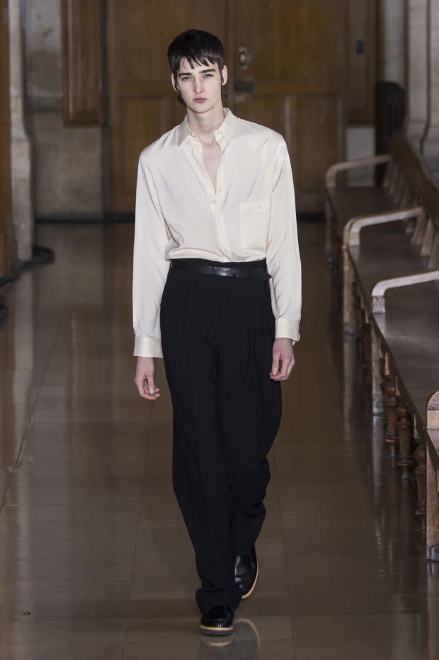 Christophe Lemaire Menswear FW 2016 Paris (32)