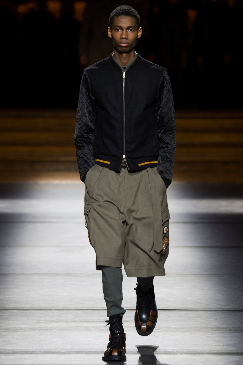 Dries Van Noten Menswear FW 2016 Paris (7)