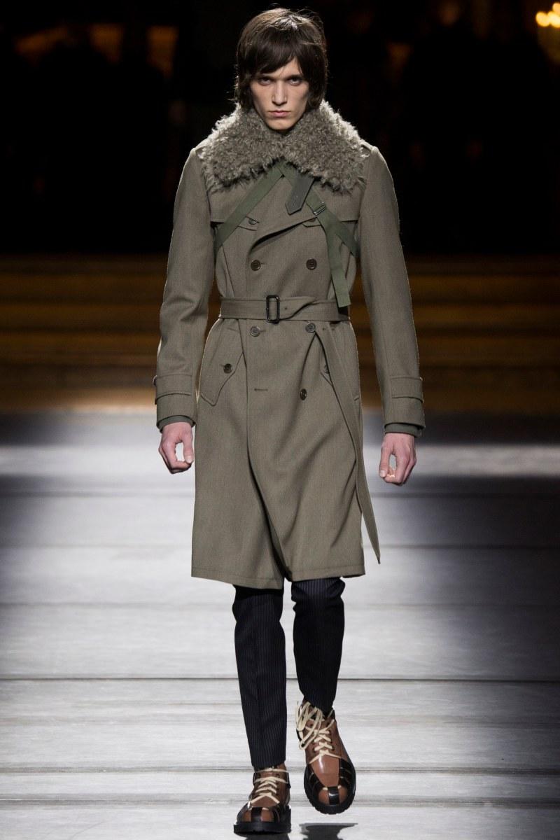 Dries Van Noten Menswear FW 2016 Paris (8)