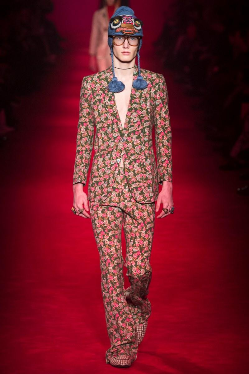 Gucci Menswear FW 2016 Milan (18)