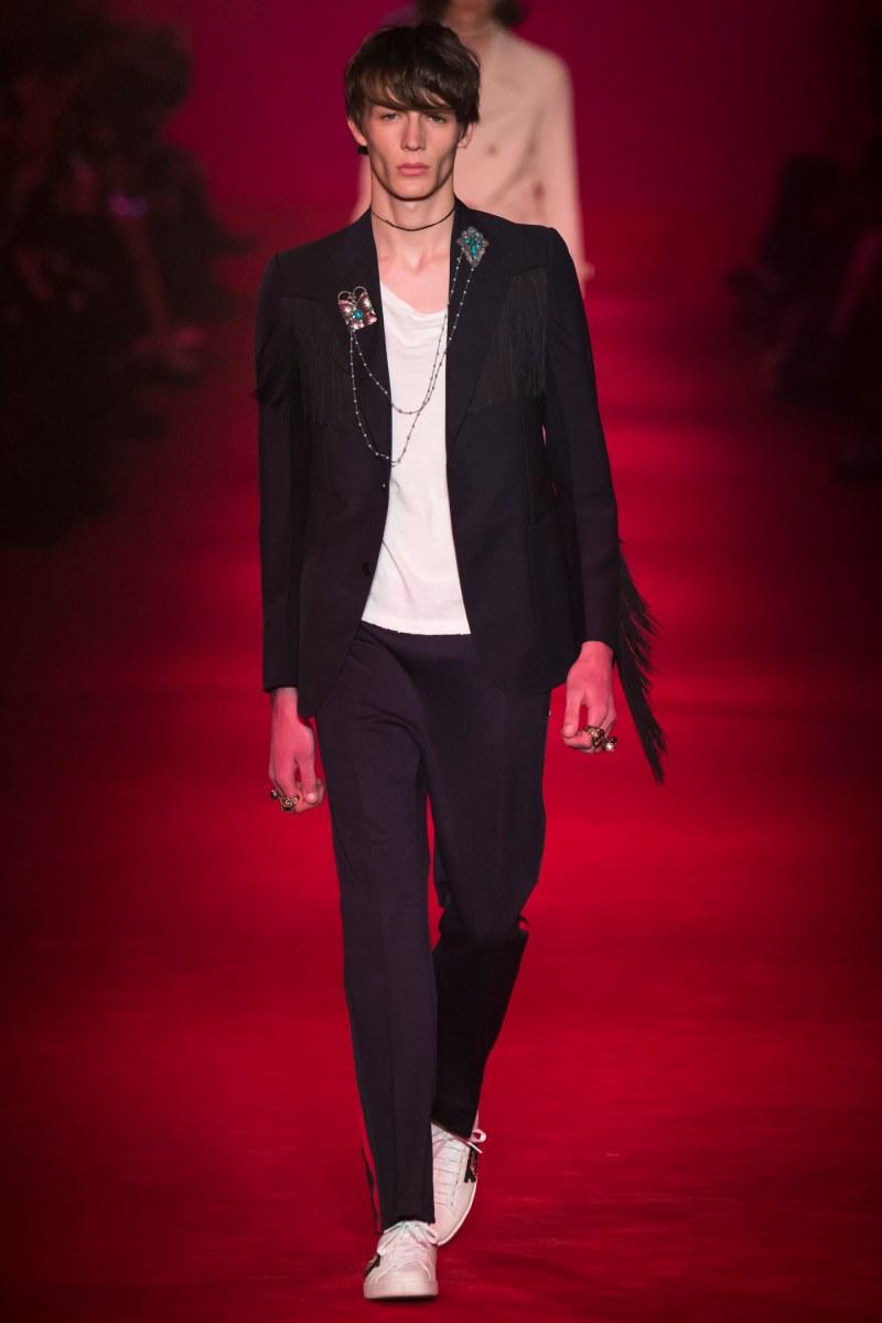 Gucci Menswear FW 2016 Milan (23)