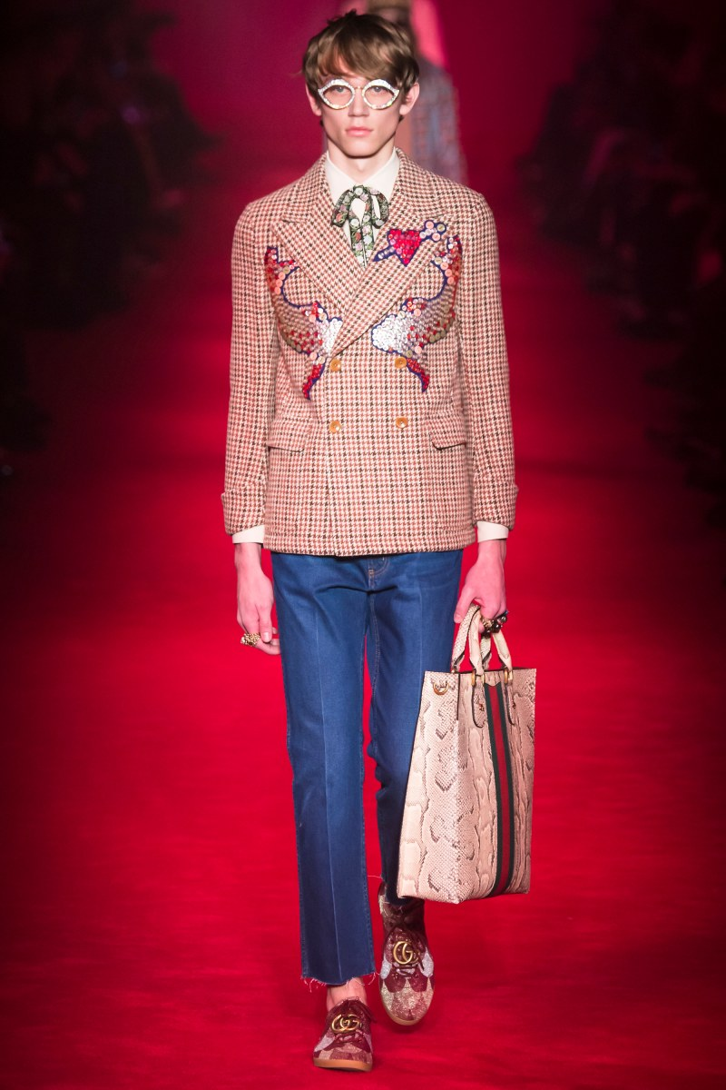 Gucci Menswear FW 2016 Milan (39)