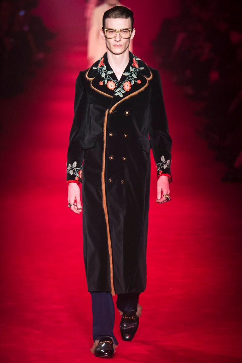 Gucci Menswear FW 2016 Milan (48)