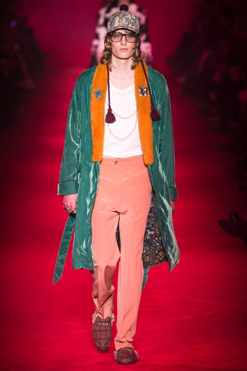 Gucci Menswear FW 2016 Milan (5)