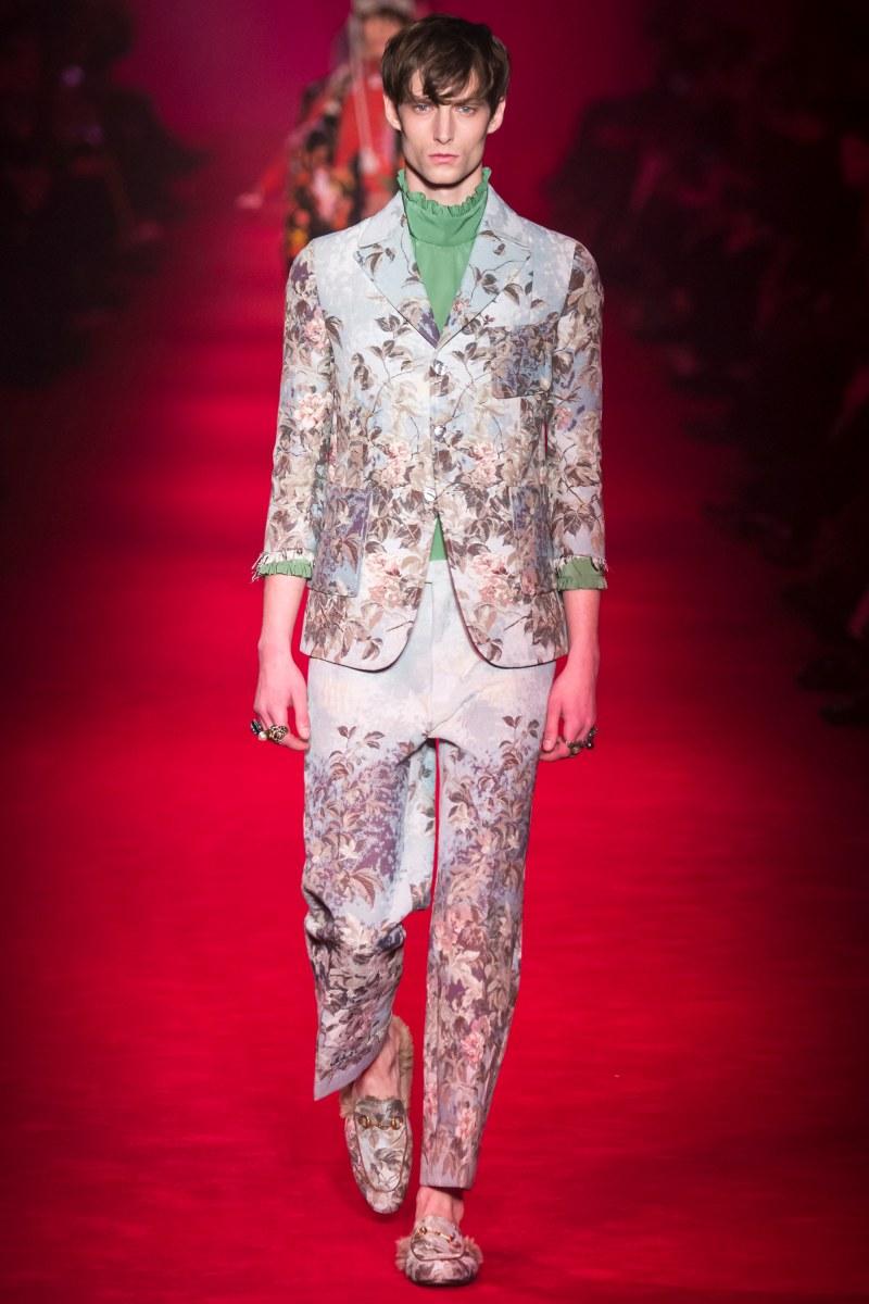 Gucci Menswear FW 2016 Milan (54)