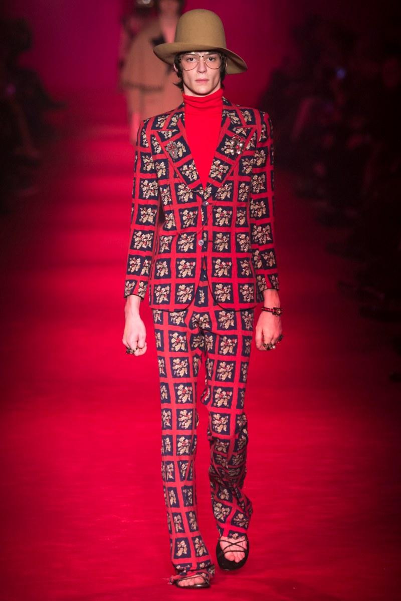 Gucci Menswear FW 2016 Milan (9)