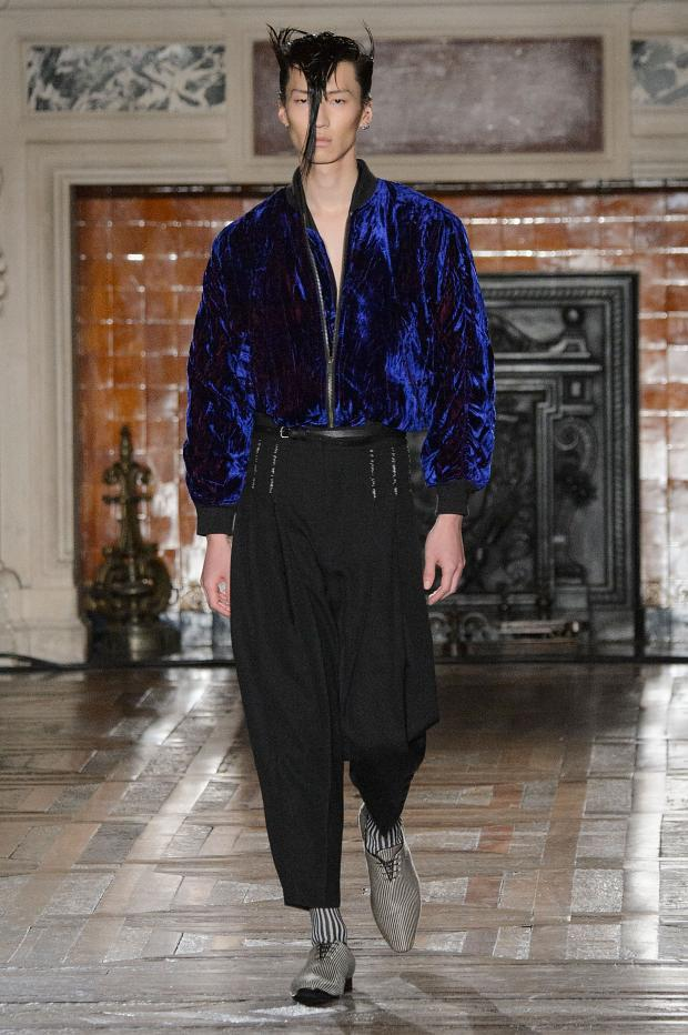 Haider Ackermann Menswear FW 2016 Paris (11)